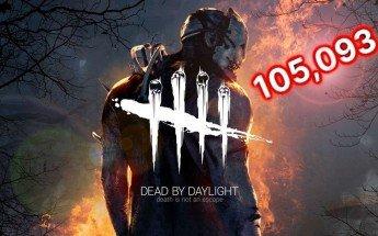 تعداد بازیبازان همزمان Dead by Daylight به ۱۰۰ هزار نفر رسید
