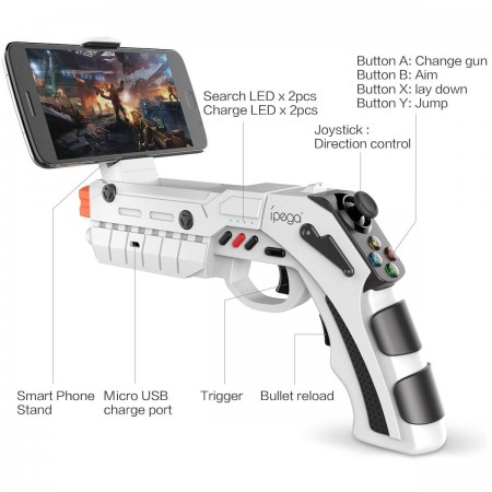 ipega PG-9082 ARGUN Bluetooth Wireless Game Controller