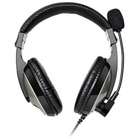 Tucci TC-L760MV Gaming Headset - Black