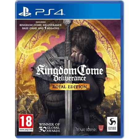 Kingdom Come Deliverance Royal Edition - PS4