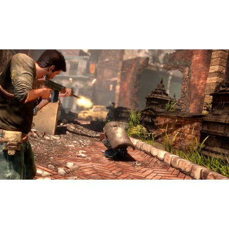 Uncharted The Nathan Drake Collection - PS4