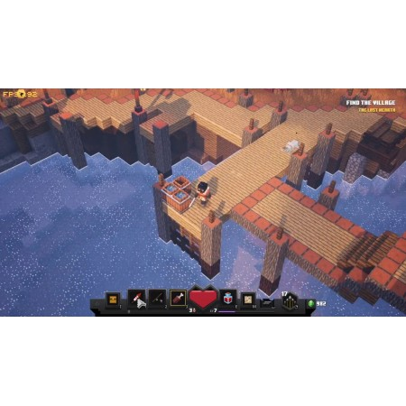 Minecraft Dungeons : Hero Edition - Nintendo Switch
