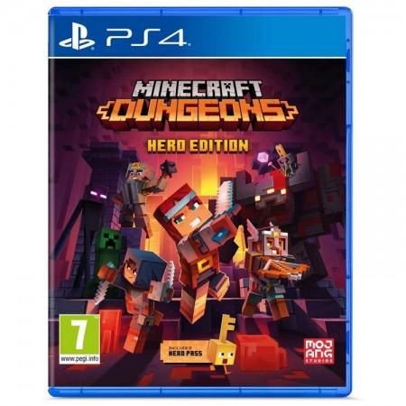 Minecraft Dungeons : Hero Edition - PS4