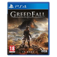 GreedFall - PS4