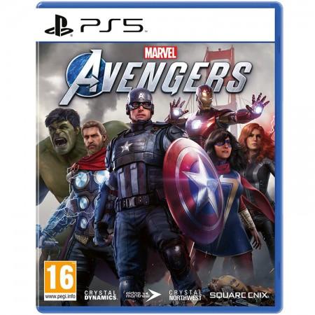 Marvels Avengers - PS5