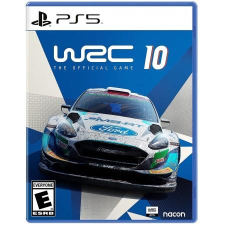 WRC 10 - PS5