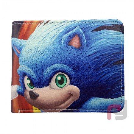 BioWorld Wallet Code 09 - Sonic