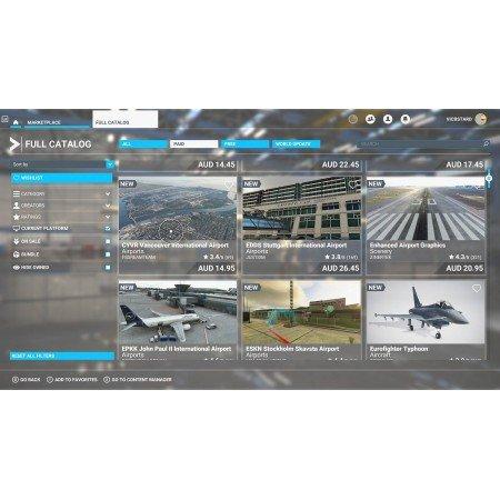 Microsoft Flight Simulator - Xbox Series X