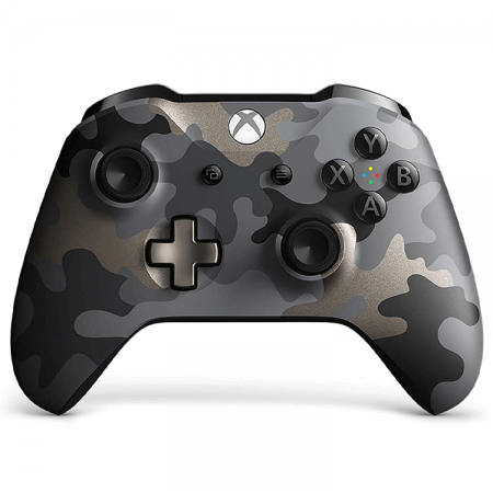 Xbox One S Wireless Controller - Night Ops Camo