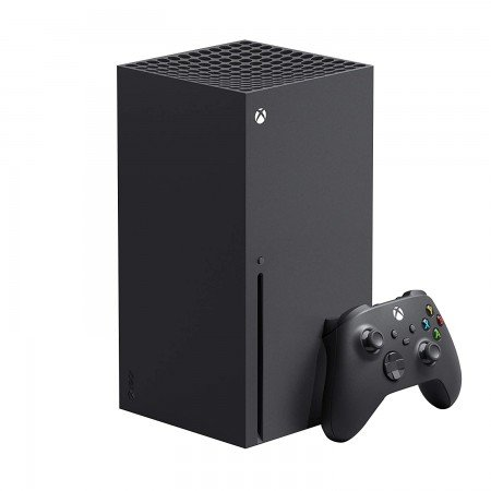 Microsoft Xbox Series X - Black